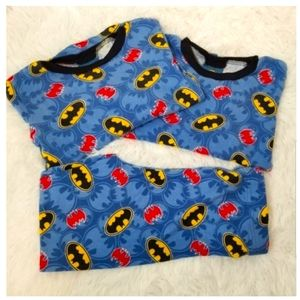 💡 Batman Pajama Set | Included 2 Shirts 1 Pant